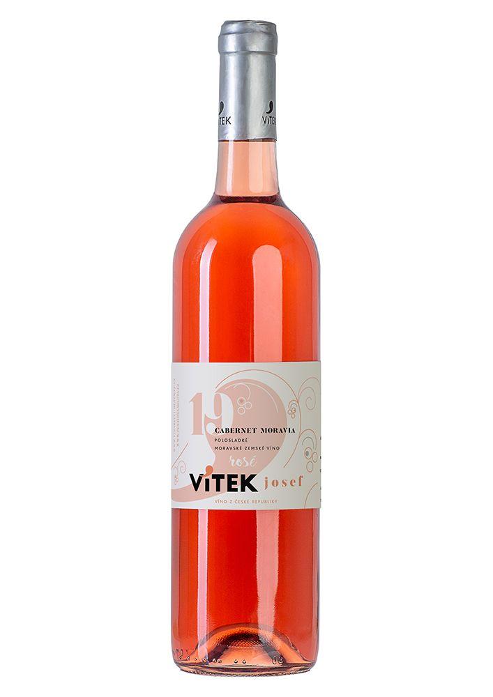 Cabernet Moravia Rosé 2019